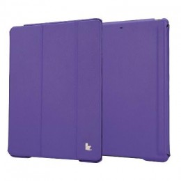 Чехол Jisoncase Executive для iPad 5 Air фиолетовый