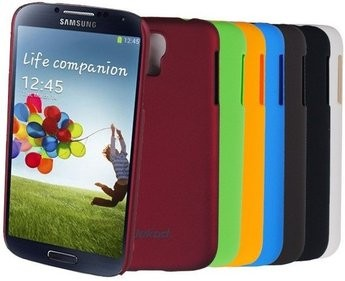 Накладка Jekod пластиковая для Samsung GALAXY Ace 3 S7272/7275 голубая