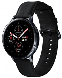 Смарт часы Samsung Galaxy Watch Active2 сталь 44 мм Black/Черные