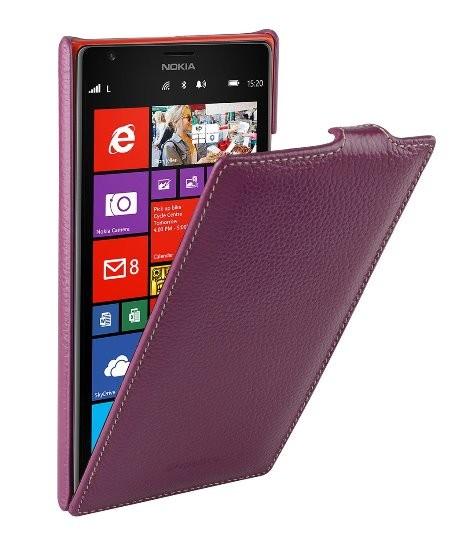 Чехол Melkco для Nokia Lumia 1320 Purple