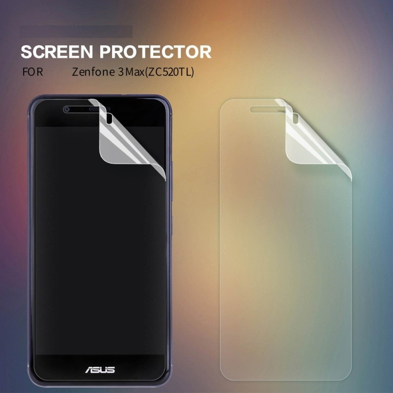 Пленка защитная для Asus Zenfone 3 Max ZC520TL глянцевая