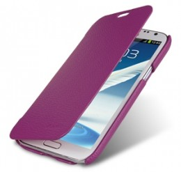 Чехол-книжка Melkco для Samsung Galaxy Note II N7100 Purple