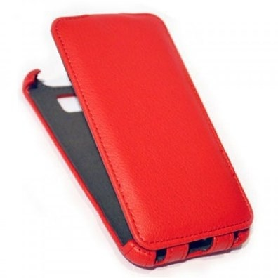 Чехол для LG G3 Stylus D690 красный