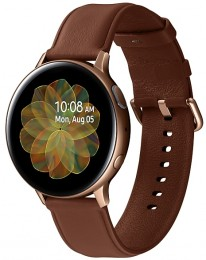 Смарт часы Samsung Galaxy Watch Active2 сталь 44 мм Gold