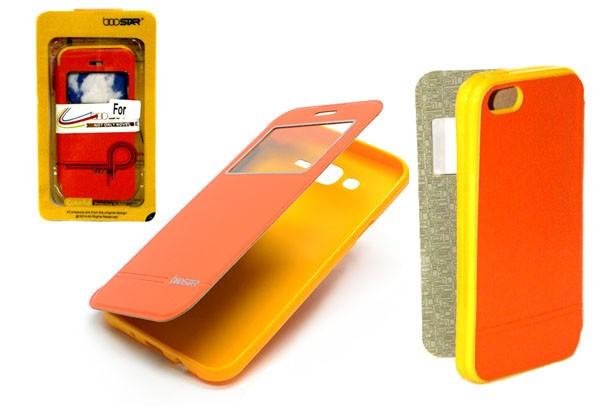 Чехол Boostar для Lenovo K3 Lemon (A6000) оранжевый