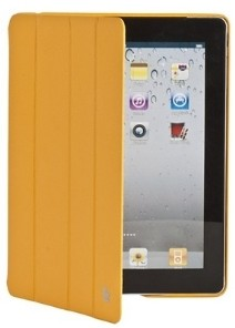 Чехол Jisoncase Executive для iPad 4/3/2 оранжевый