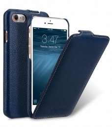Чехол Melkco Jacka Type для iPhone 7 / iPhone 8 Dark Blue (темно-синий)