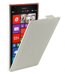 Чехол Melkco для Nokia Lumia 1320 White