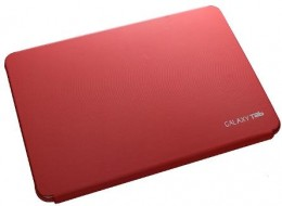 Чехол Book Cover для Samsung Galaxy Tab2 P5100/P5110/P7500/P7510 Red