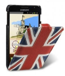 Чехол Melkco для Samsung N7000 Galaxy Note The Nations Britain