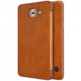 Чехол Nillkin Qin Leather Case для Samsung Galaxy J7 Max G615 Brown (коричневый)