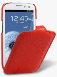 Чехол Melkco Jacka Type для Samsung Galaxy Grand GT-i9082 Red (красный)