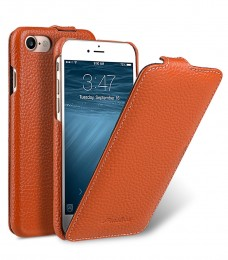 Чехол Melkco Jacka Type для iPhone 7 / iPhone 8 Orange (оранжевый)