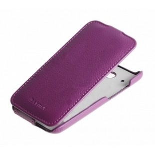 Чехол для LG G3 Stylus D690 фиолетовый