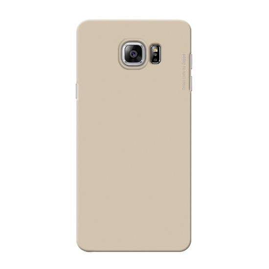 Накладка Deppa Air Case для Samsung Galaxy Note 5 N920 золотая