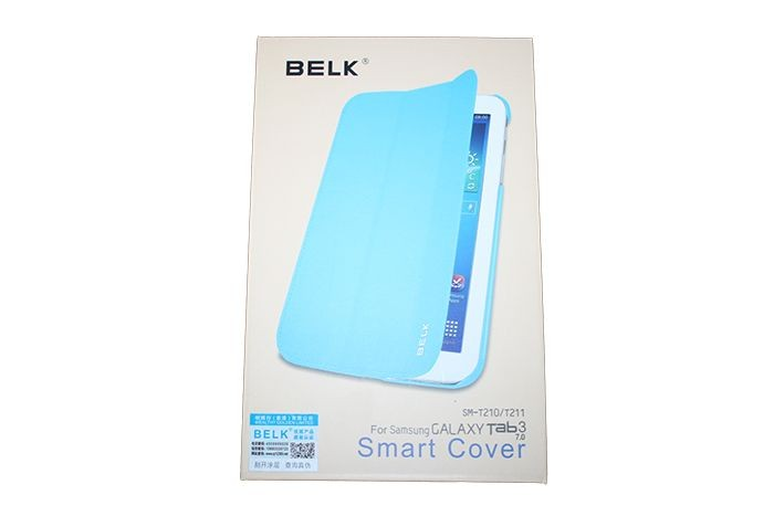 Чехол BELK для Samsung Galaxy Tab3 7.0 SM-T211/210 голубой