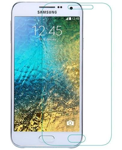 Пленка защитная для Samsung Galaxy E5 E500 глянцевая