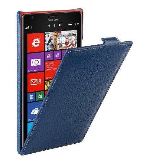 Чехол Melkco для Nokia Lumia 1520 Dark Blue