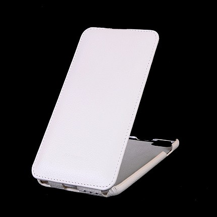 Чехол Melkco Jacka Type для iPhone 6 Plus White (белый)