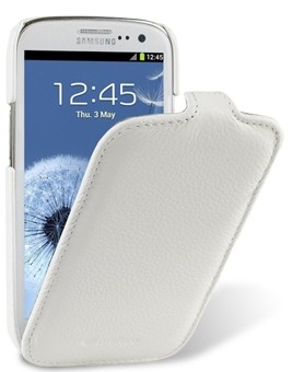 Чехол Melkco Jacka Type для Samsung Galaxy Grand GT-i9082 White (белый)