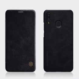Чехол Nillkin Qin Leather Case для Huawei Nova 3 Black (черный)
