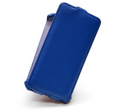 Чехол для Philips Xenium W6610 синий