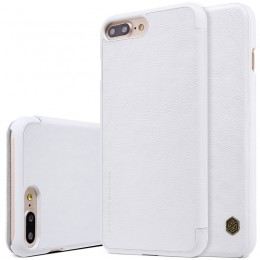 Чехол Nillkin Qin Leather Case для Apple iPhone 7 Plus White (белый)