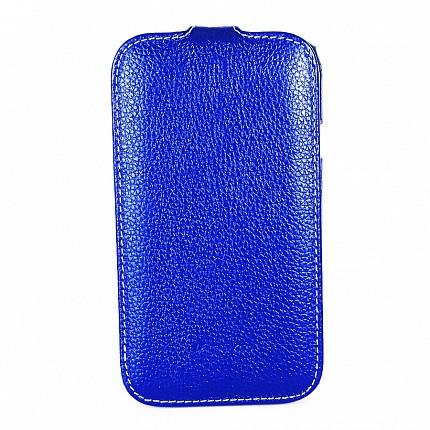 Чехол Melkco Jacka Type для Samsung Galaxy Grand GT-i9082 Blue (синий)