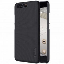 Накладка Nillkin Frosted Shield пластиковая для Huawei P10 Plus Black (черная)