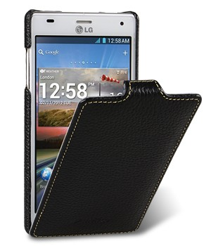 Чехол Melkco для LG OPTIMUS L9 P765/760 Black