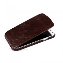 Чехол Borofone General Leather для Samsung Galaxy S4 i9500/ i9505 Coffee