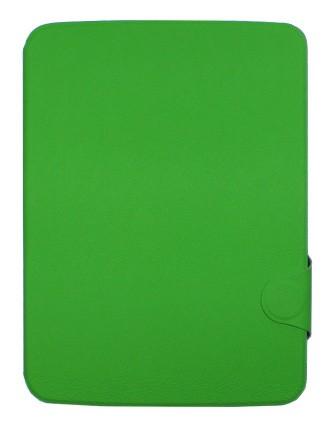 Чехол для Samsung Galaxy Note 10.1 P601/605 рифленый зеленый