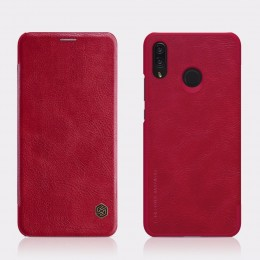 Чехол Nillkin Qin Leather Case для Huawei Nova 3 Red (красный)