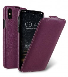 Чехол Melkco Jacka Type для iPhone X / iPhone XS Purple (фиолетовый)