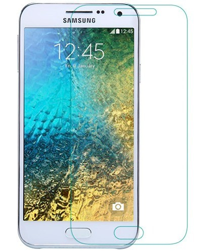 Пленка защитная для Samsung Galaxy E7 E700 матовая