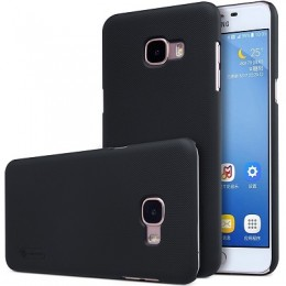 Накладка Nillkin Frosted Shield пластиковая для Samsung Galaxy C5 (C5000) Black (черная)
