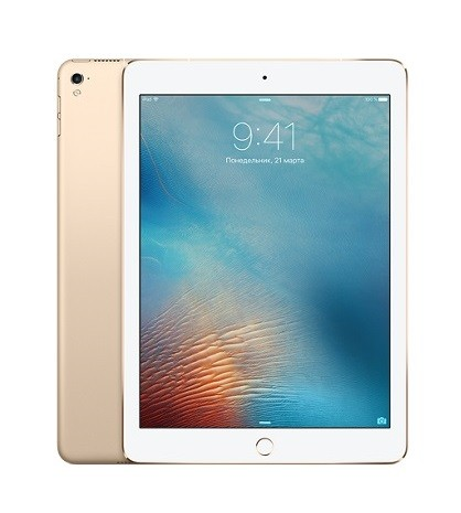 Планшет Apple iPad Pro 9.7 256Gb Wi-Fi + Cellular Gold