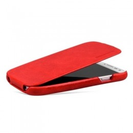 Чехол Borofone General Leather для Samsung Galaxy S4 i9500/ i9505 Red