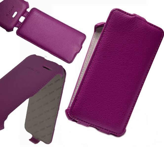 Чехол для Lenovo Vibe P1m фиолетовый