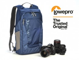 Рюкзак для фотоаппарата Lowepro Hatchback 22L AW Blue