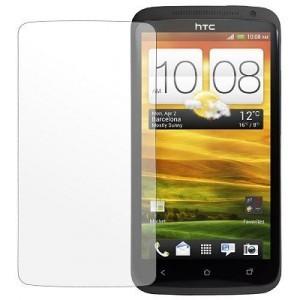 Пленка защитная для HTC One X глянцевая