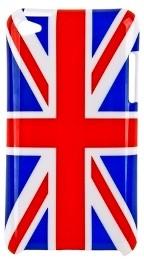 Накладка для iPod Touch 4 флаг Великобритании