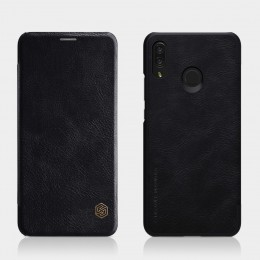 Чехол Nillkin Qin Leather Case для Huawei Nova 3i (P Smart Plus) Black (черный)