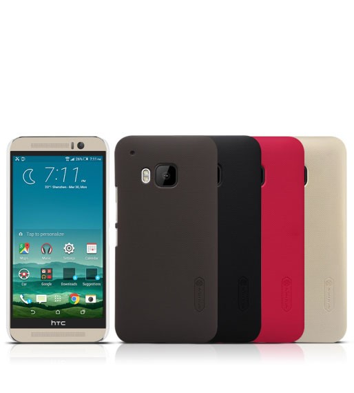 Накладка Nillkin пластиковая для HTC One M9 красная