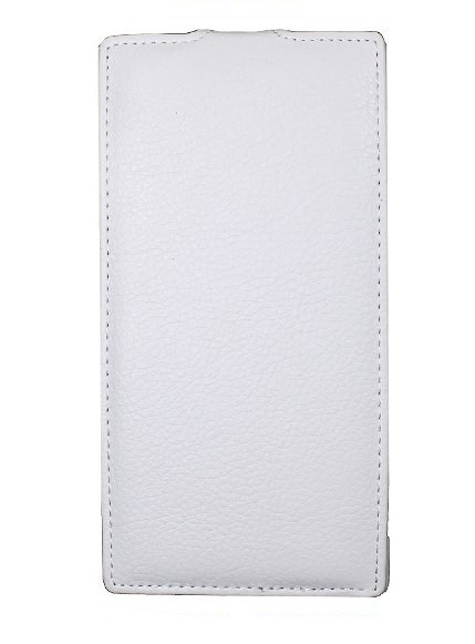 Чехол для Lenovo Vibe Z2 белый