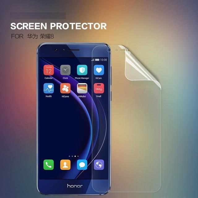 Пленка защитная для Huawei Honor 8 глянцевая