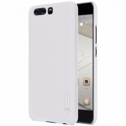 Накладка Nillkin Frosted Shield пластиковая для Huawei P10 Plus White (белая)