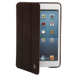 Чехол Jisoncase Executive для iPad mini коричневый
