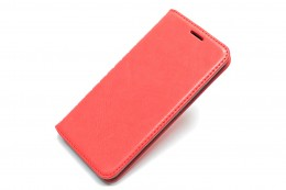 Чехол-книжка для Asus Zenfone 3 Max ZC520TL Book Type Red (красная)