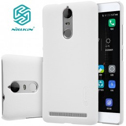 Накладка Nillkin Frosted Shield пластиковая для Lenovo Vibe K5 Note (A7020) White (белая)